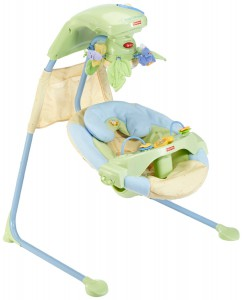 Fisher Price Baby Gear Kuschelnest Babyschaukel