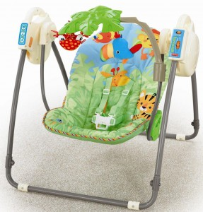 Fisher-Price Baby Gear - Rainforest Babyschaukel